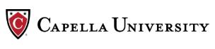 Capella University online Sacramento California MFT Counseling